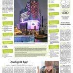 Die aktuelle Zisch-Seite vom 18. Januar