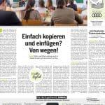 Die aktuelle Zisch-Seite vom 27. Januar