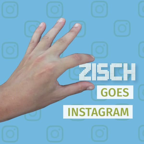 Zisch goes Instagram